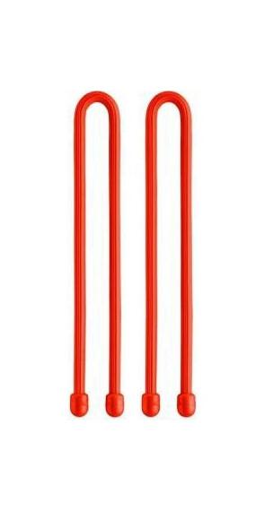 Nite Ize Gear Tie 24 (2-pack) Bright Orange